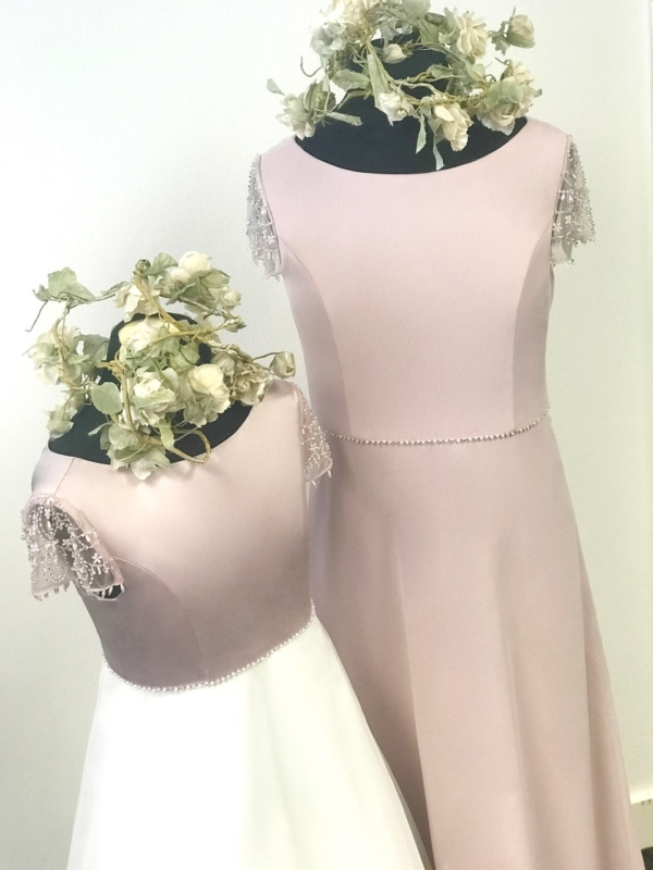 Sparkle sensation in Port - True Bridesmaid