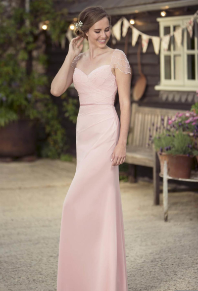 Coco in Ballet pink - True Bridesmaid