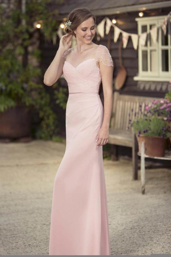 Coco in Ballet pink - True Bridesmaid