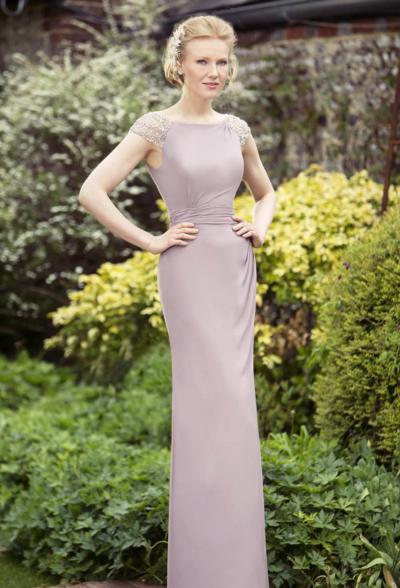 Magnificient Mollie in Ballet pink - True Bridesmaid