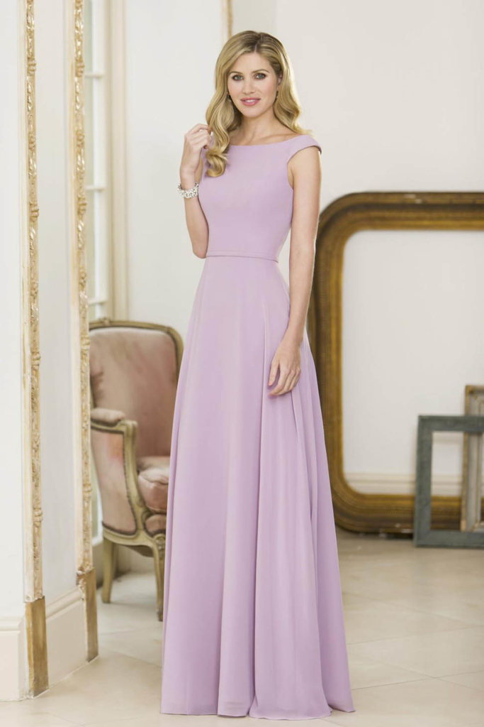 Classic Beauty in Ballet pink - True Bridesmaid