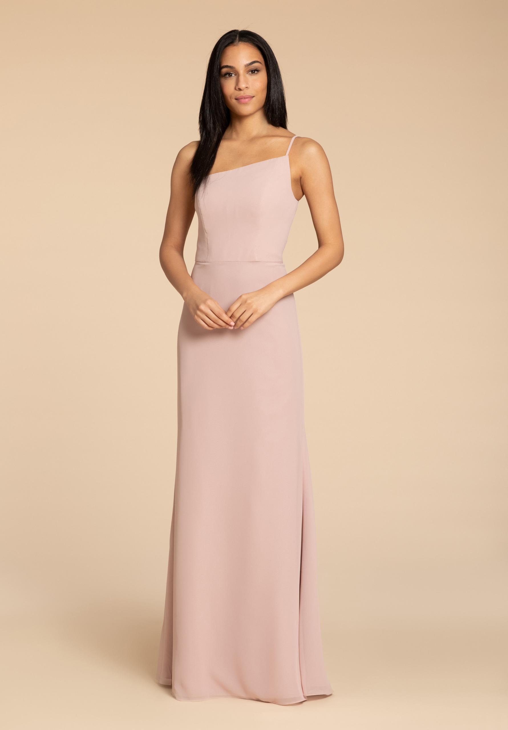 5962 houston hayley paige pink bridesmaid dresses
