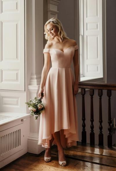 Short True Bridesmaids Thelma M413