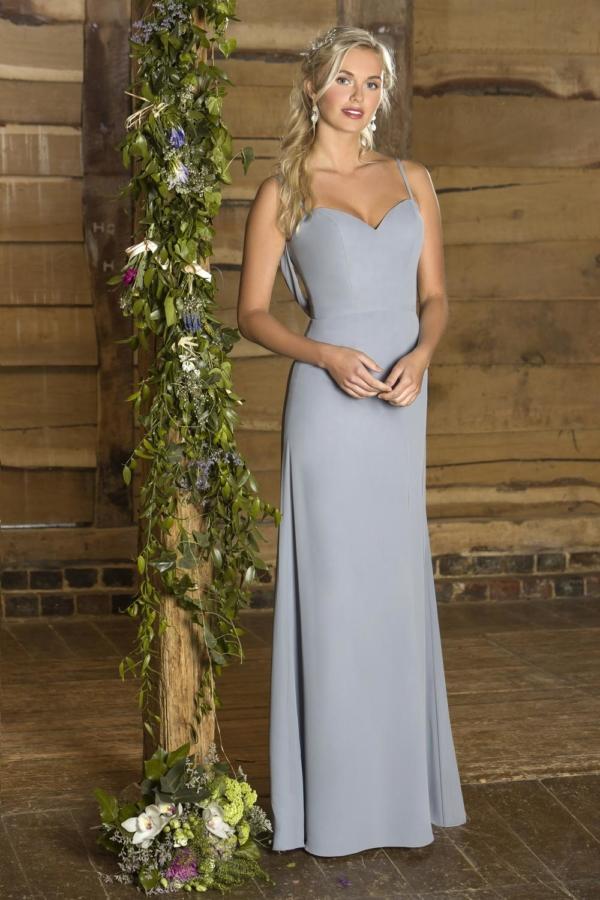 Jodie in Petrol Blue - True Bridesmaid