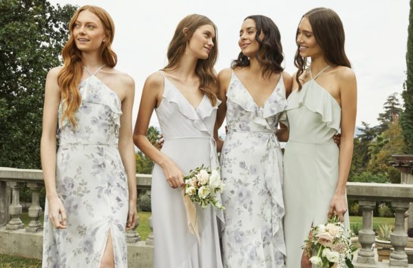 types of bridesmaid