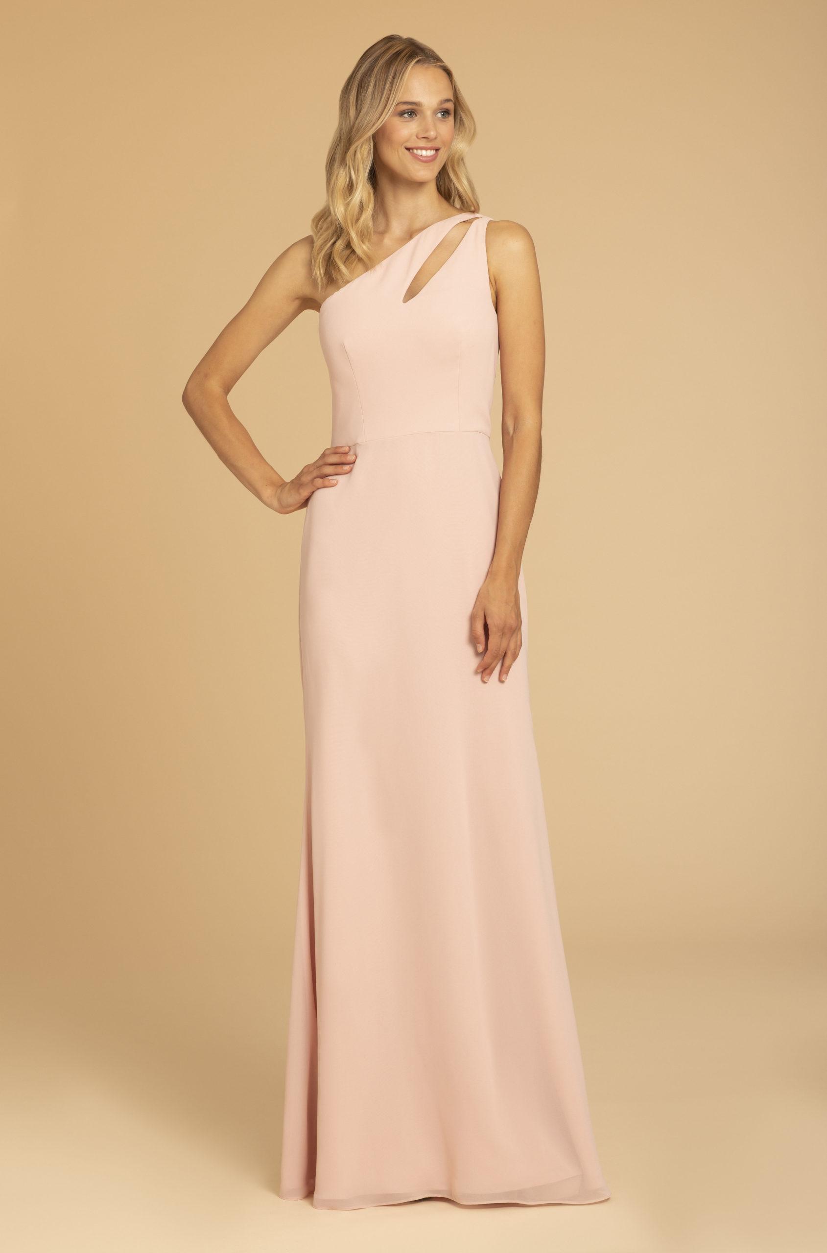 berlin 52004 hayley paige pink bridesmaid dresses