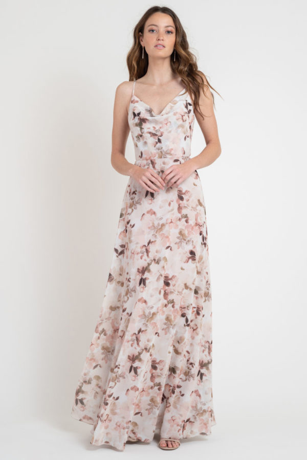 Colby Print Jenny Yoo Bridesmaid Dresses in London