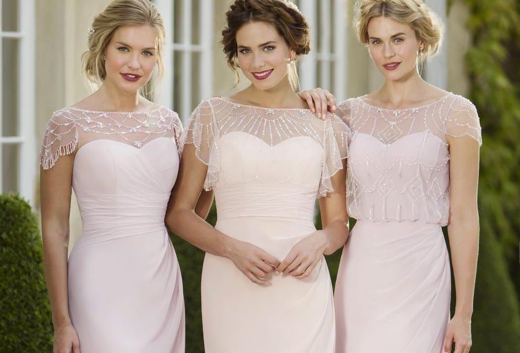 true bride bridesmaids