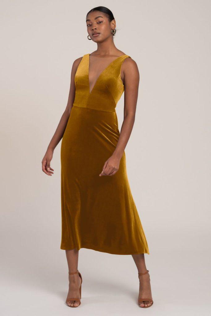 lori jenny yoo bridesmaids dress 2021